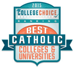 College Choice's List of Best Catholic Colleges and Universities